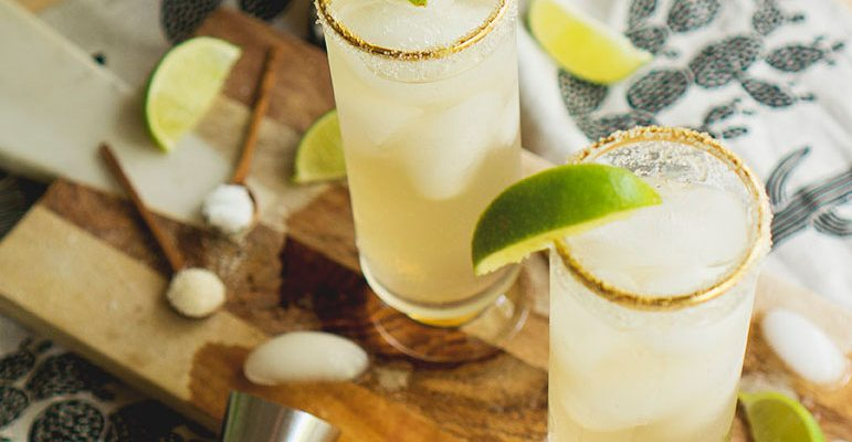 Ginger Margarita