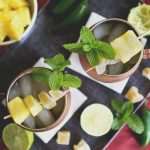 Pineapple Jalapeño Mexican Mule
