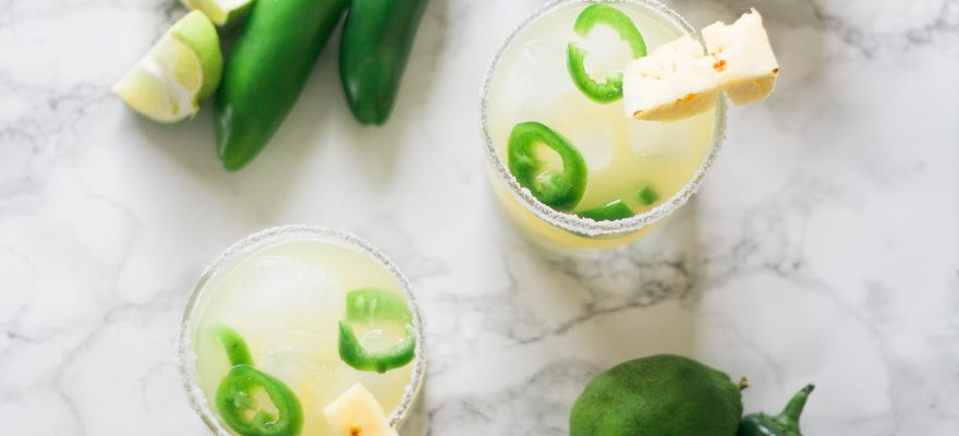 Sweet & Spicy Margarita