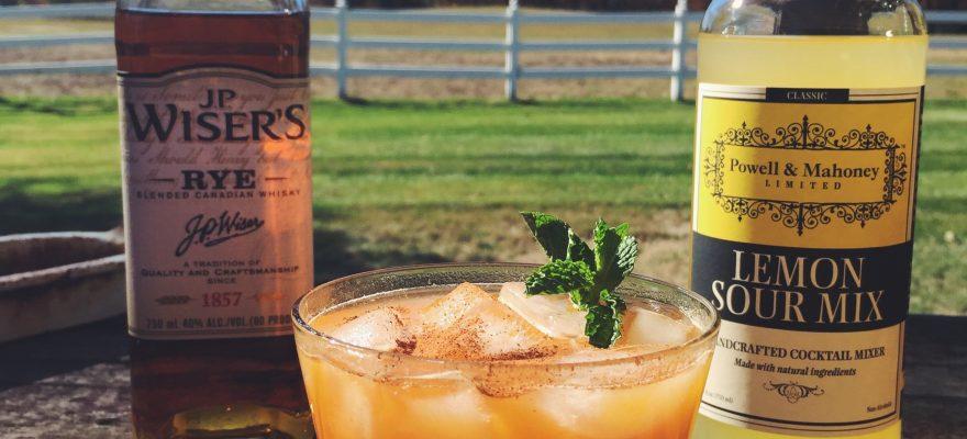 Pumpkin Smash – The Perfect Pumpkin Cocktail