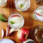 Apple Lime Margaritas