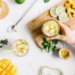 Mango Passion Fruit Margarita