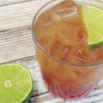 Pom + Cider Margarita