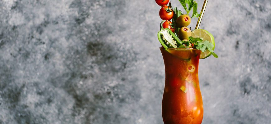 6 Game-Changing Bloody Mary Recipes
