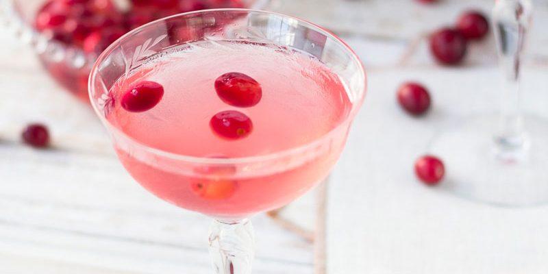 Cranberry Daiquiri