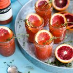 Blood Orange & Beer Sangria