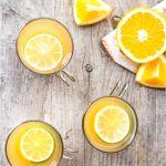 Ginger Citrus Hot Toddy