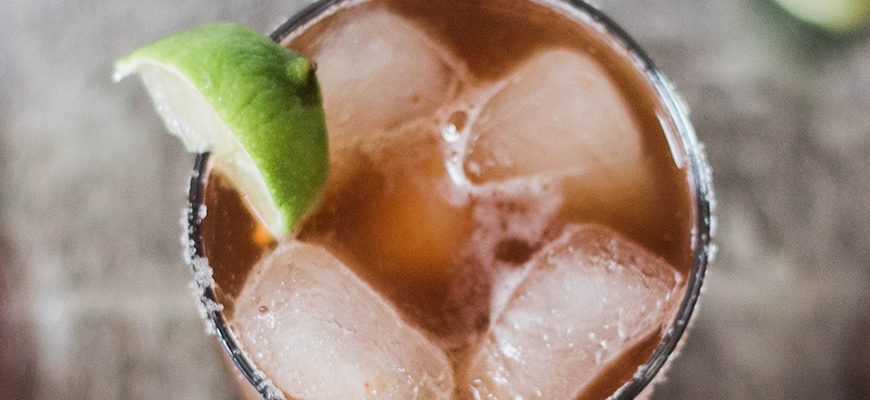 Cold Brew Margarita