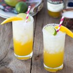 Valentine's Day Recipe: Mango Passion Fruit Paloma