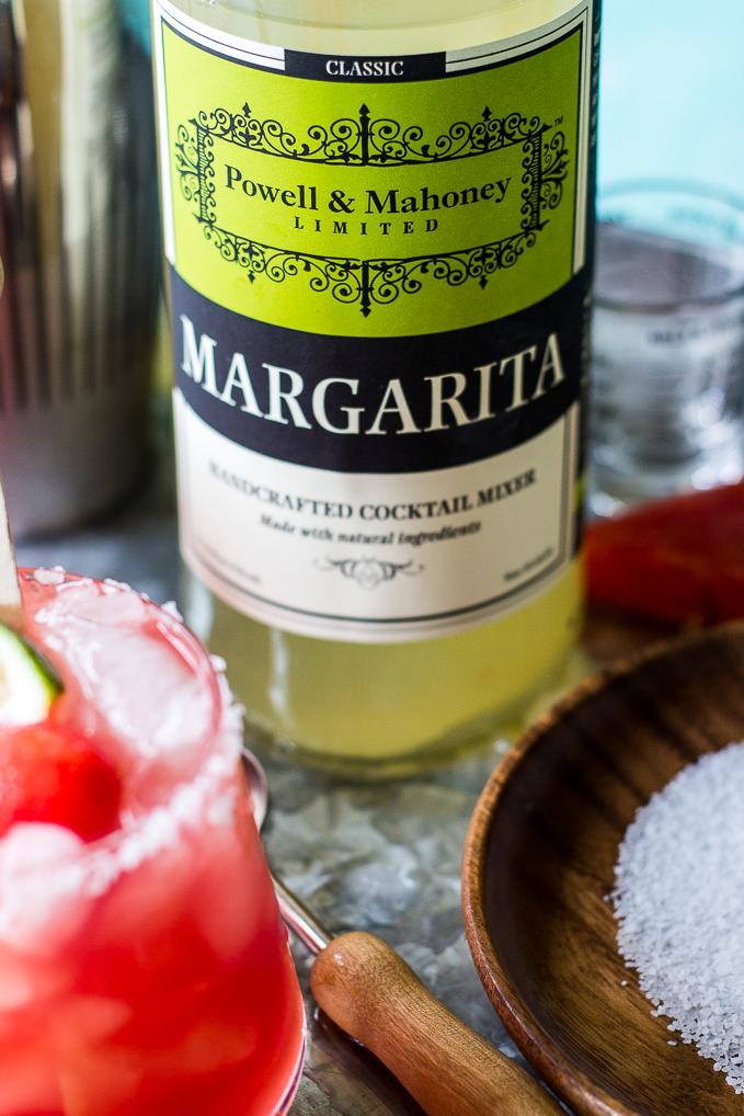 Craft Margarita Recipe