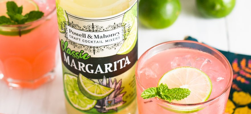 Watermelon Mint Margarita