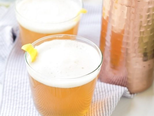 Craft Your Cocktail: Whiskey Sour