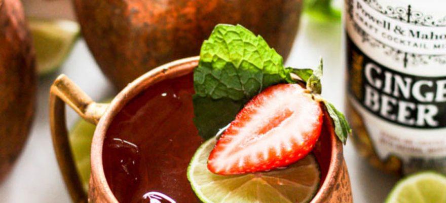 Four Recipe Friday – Strawberry Picking Season