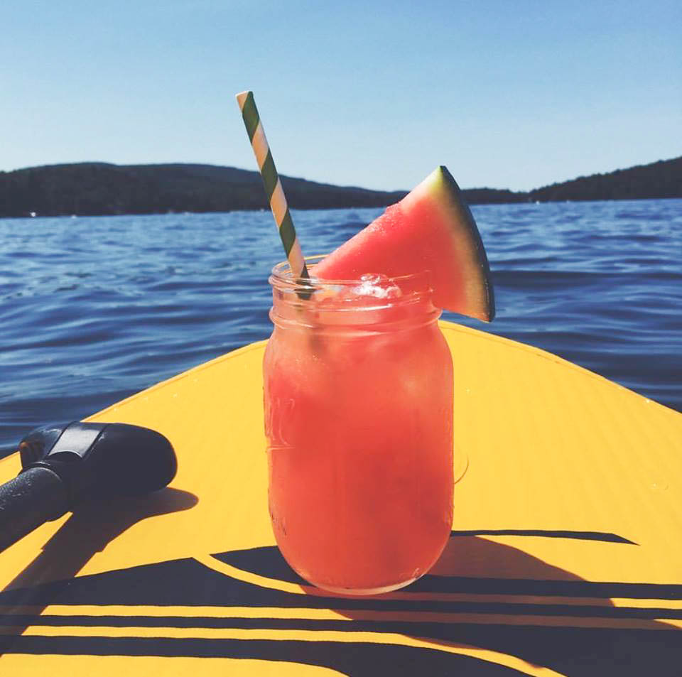 Celebrate National Watermelon Day with these 4 refreshing watermelon cocktails.