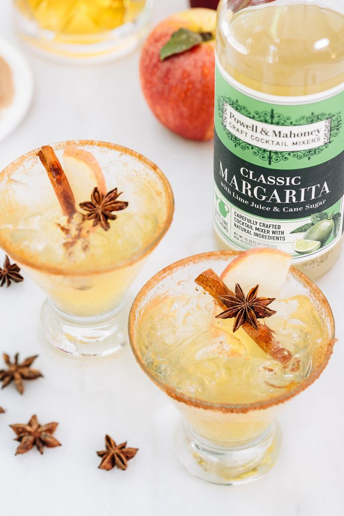 Five Fall-Inspired Margarita Recipes: you can enjoy after summer!