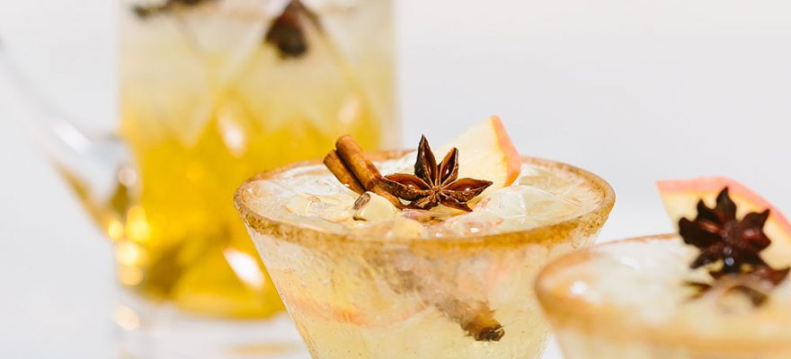 Apple Cinnamon Margarita