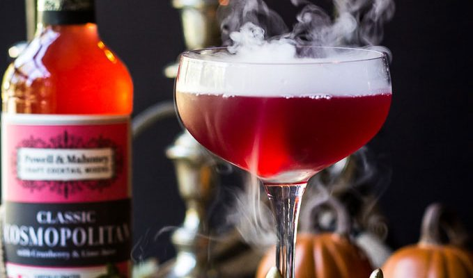 Vampire's Venom – Halloween Cocktail
