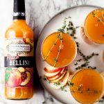 Apple Cider Peach Punch
