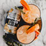 Grapefruit Irish Mule