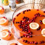 Blood Orange Ginger Sangria