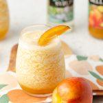 Frozen Peach Daiquiri